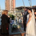 Casamento De Lucila Norões E Fernando Mota Iate Club 91