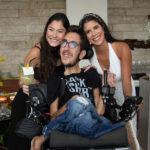 Celeste Loyola, Tiago E Marcela Pinto