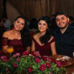Cida Guedes, Natália Benício E Nycollas Rodrigues