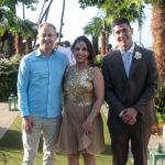Cleiton De Castro, Aline Cardoso E Fernando Mota