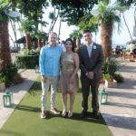 Cleiton De Castro, Aline Cardoso E Fernando Mota 2