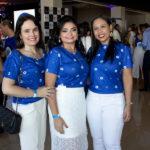 Daniele Fontenele Jeanie Araújo e Sara Queiroz 150x150 - Sellene Party celebra Dia do Nutricionista com grande festa no La Maison