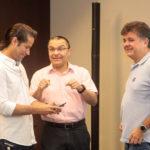 Davi Rodrigues Daniel Demétrios e Alexandre Frota 150x150 - In3Citi, Marquise e BNB selecionam até seis negócios de impacto para o Ceará; chamada nacional recebeu 185 projetos