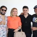 Djace Junior, Angela Gadelha, Fernando Norões, Grecio Bizarria
