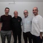 Fábio Furtado, Silvio Frota, Bob Wolfenson E Rodrigo Villela