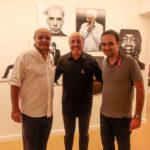 Fernando Cirino, Silvio Frota E Felipe Gurgel_