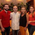 Fernando, Fco Ernani E Celmar Viana, Natália Costa