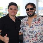 Fernando Norões E Djace Junior