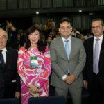 Filomeno Moraes Gina Pompeu Juraci Mourão e Martônio MontAlverne 150x150 - Seminário de Direito Constitucional reúne autoridades na Assembleia Legislativa