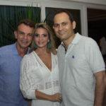 Fred Pinto, Michele E Osnir Aragão