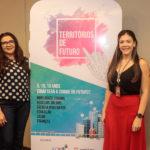 Graça Rodrigues e Olívia Oliveira 2 150x150 - In3Citi, Marquise e BNB selecionam até seis negócios de impacto para o Ceará; chamada nacional recebeu 185 projetos