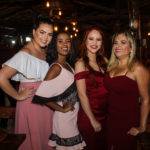 Jéssica Ricarti, Lana Jinkings, Paula Sampaio E Jocy Jinkings