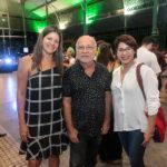 Jane Alves, Augusto Braga E Talma Escóssia