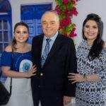 Karol Cordeiro José Benevides e Sellene Câmara 150x150 - Sellene Party celebra Dia do Nutricionista com grande festa no La Maison
