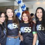 Kleane Campos, Joelma Cavalcante, Maria Eduarda, Luana Nunes