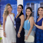 Lara Magalhães Milene Prata Camila Nobre e Luiza Pinto 150x150 - Sellene Party celebra Dia do Nutricionista com grande festa no La Maison