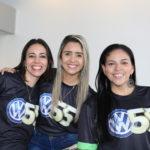 Lilian Almeida, Graziely Costa, Camila Moraes