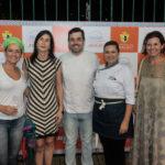 Liliane Pereira, Gláucia Maia, Rodrigo Holanda, Janine Gurgel E Denise Pontes