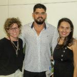 Lissa Motta, Márcio Rios E Isabele Igot (2)