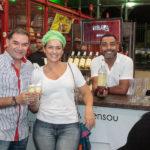 Luciano Rocha, Liliane Pereira E Fabian Oliveira