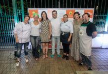 Marie Anne, Liliane Pereira, Gláucia Pinheiro Maia, Rodrigo Holanda, Janine Gurgel, Denise Pontes E