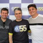 Matias Junior, Silvio Palácio E Tarcio Bertani