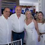 Max Câmara Alcides Márcia e Rochele Koeqz 2 150x150 - Sellene Party celebra Dia do Nutricionista com grande festa no La Maison