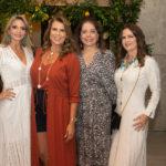 Michele Aragão, Alexandra Pinto, Claudia Gradvohl E Adriana Bezerra