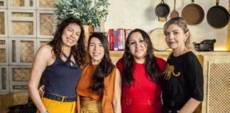 Monica Falcao, Valeria Reis, Rafaele Monteiro E Micheline Forte (2)