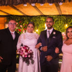 Nélio Feitosa, Manueliane Dos Santos, Natanael Feitosa E Alessandra Feitosa