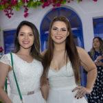 Nayara Aguiar e Ticiane Vieira 150x150 - Sellene Party celebra Dia do Nutricionista com grande festa no La Maison