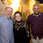 Nilton Menezes, Neile Aragão E Antônio Félix