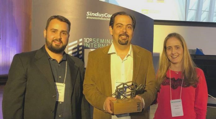 Prêmio BIM Sinduscon Crédito Da Foto Divulgação Sinduscon