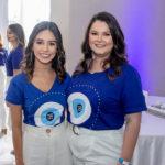 Priscila Azevedo e Lívia Régis 1 150x150 - Sellene Party celebra Dia do Nutricionista com grande festa no La Maison