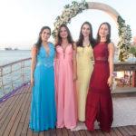 Raissa Furtado, Amanda Campelo, Maristela Martins E Nayara Bruno