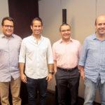Rodrigo Rêgo Davi Rodrigues Daniel Demétrios e Henrique Soares 150x150 - In3Citi, Marquise e BNB selecionam até seis negócios de impacto para o Ceará; chamada nacional recebeu 185 projetos