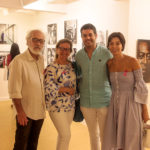Silas De Paula, Bia Perlingeiro, Bruno Frota E Bianca Cipolla
