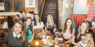 Talita Chame, Naita Ponte, Nailane Benevides, Elaine Martins, Ruth Quesado, Fabiana Rocha E Tiago Rocha (2)