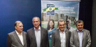 Tasso Jereissati, Ciro Gomes, Dr Sarto E Antonio Henrique (7)