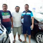 Tomaz Edson Pereira, Jose Wilton Abel E Antonio Ricarte