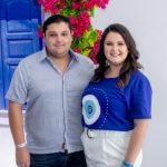 Ygor Cordeiro e Lívia Régis 150x150 - Sellene Party celebra Dia do Nutricionista com grande festa no La Maison