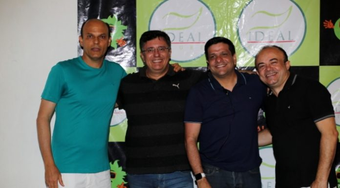 Ailton Junior, Eduardo Castro, Duda Soares E Antomario (1)CAPA