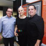 Alessandro Belchior, Patricia Veloso E Germano Belchior