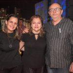 Aline Pinheiro, Sabrina Veras E Cesar Diniz