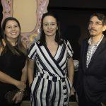 Aline Vidal, Juliana Colaço E Jonas Bayma