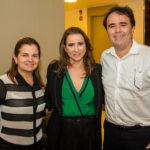 Ana Valéria Cruz, Claudia Moreira E José Carlos