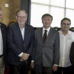 André Figueiredo, Ricardo Cavalcante, Maurício Filizola, Leônidas Cristino E Alci Porto