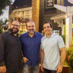 Victor Costa, Bosco Couto E Alexandre Studart