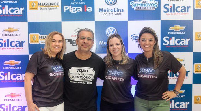 Angela Gadelha, Augusto Viana, Aline Teixeira E Natália Cardonha