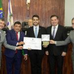 Antônio Henrique, Raimundo Filho, Cabral Neto, Samuel Dias E Assis Cavalcante